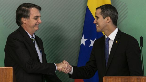 Brasil prohíbe la entrada en el país a altos cargos chavistas