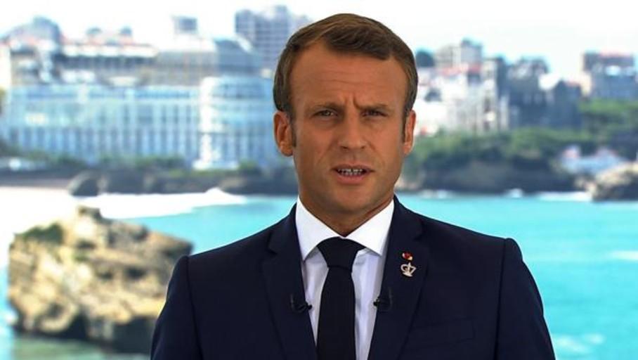 Macron: «No podemos resolver los problemas mundiales si no trabajamos juntos»
