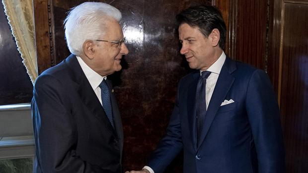 Conte asegura que formará un gobierno con nuevo proyecto político en Italia