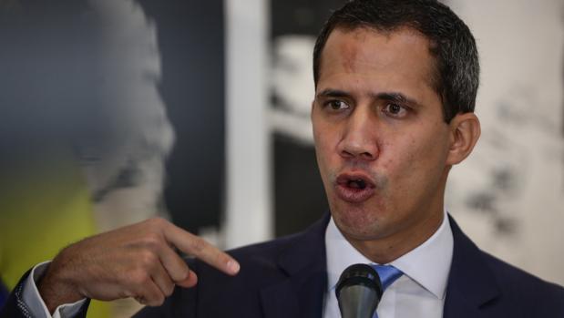 Guaidó enfrentará a las FARC con Iván Duque