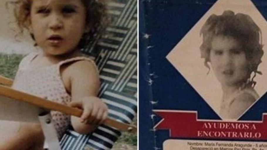 El emocionante reencuentro 24 años después de una madre con su hija secuestrada por narcotraficantes