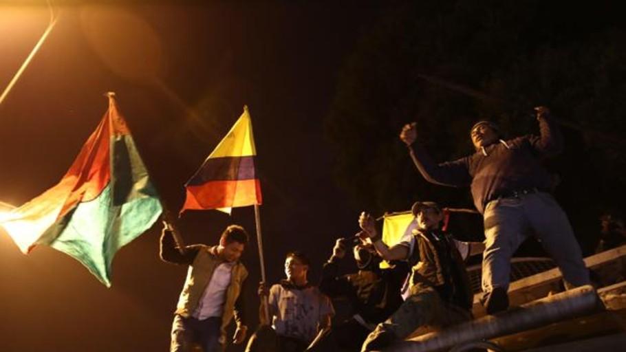 130 españoles estuvieron en situación de riesgo durante las protestas en Ecuador