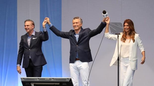 Medio millón de personas le dicen a Macri «yes, we cat»