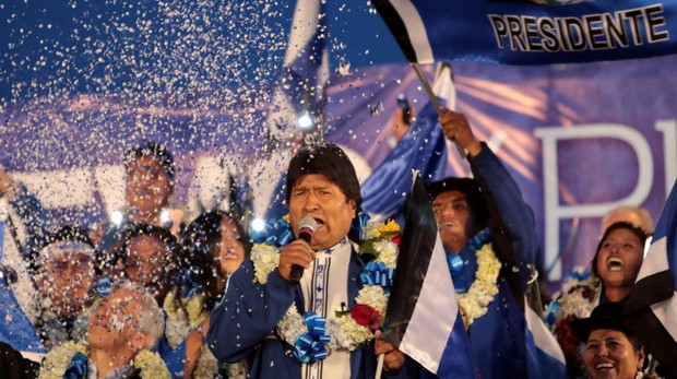 La segunda vuelta, la pesadilla de Evo Morales para su reelección