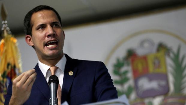 Guaidó convoca hoy una manifestación en Caracas por la crisis eléctrica