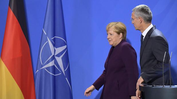Alemania y EE.UU. critican las afirmaciones de Macron sobre que la OTAN está en «muerte cerebral»