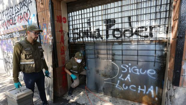 Chile votará el próximo abril si quiere una nueva Constitución