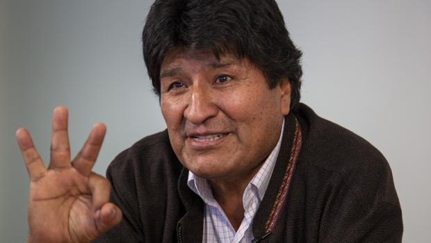 Desde el exilio, Morales convoca la violencia en Bolivia