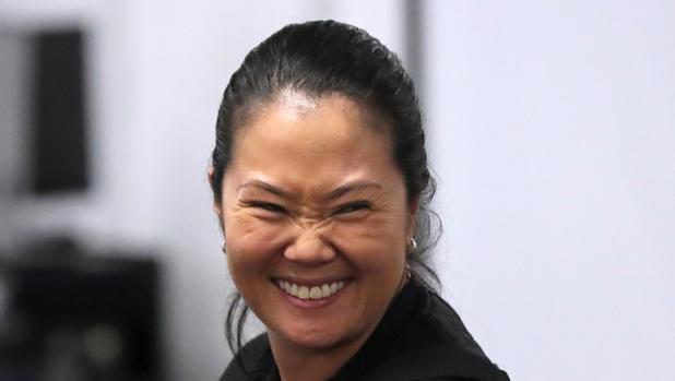 El Tribunal Constitucional de Perú decide liberar a Keiko Fujimori, investigada por el caso Odebrecht