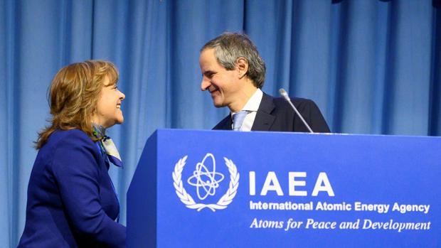 Rafael Grossi, nuevo presidente de la OIEA, señala la energía nuclear como «parte de la solución de la crisis climática»