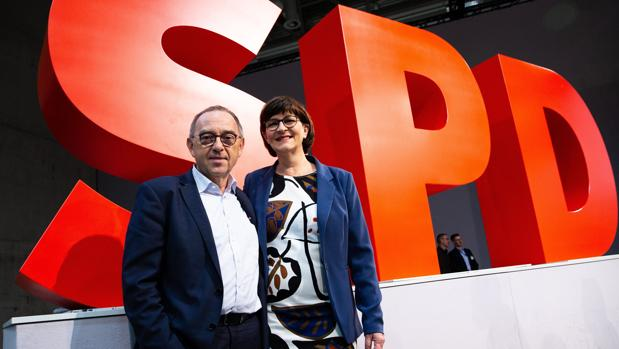 El relevo generacional hunde al SPD alemán en las encuestas
