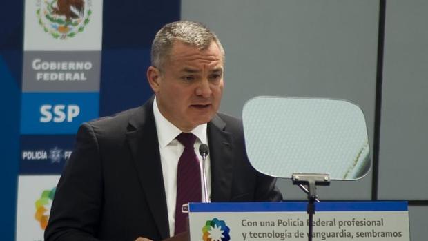 EE.UU. detiene al que fuera jefe de la policía de México por colaborar con el cartel de Sinaloa