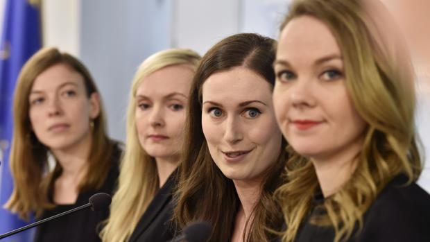 Un ministro estonio compara a la «premier» de Finlandia con «una dependienta»