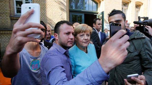 Las deportaciones reducen la afluencia de refugiados a Alemania