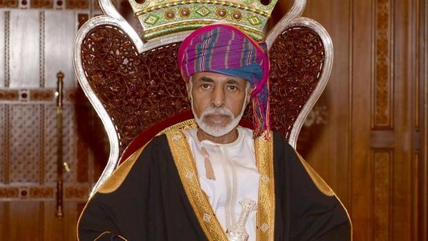 El Sultán Qabús bin Said
