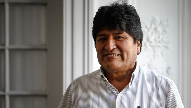 Morales pidió en una llamada telefónica la formación de «milicias armadas, como en Venezuela» para Bolivia