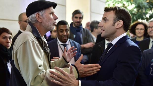 Las concesiones de Macron no ponen fin a la crisis de la reforma del sistema de pensiones