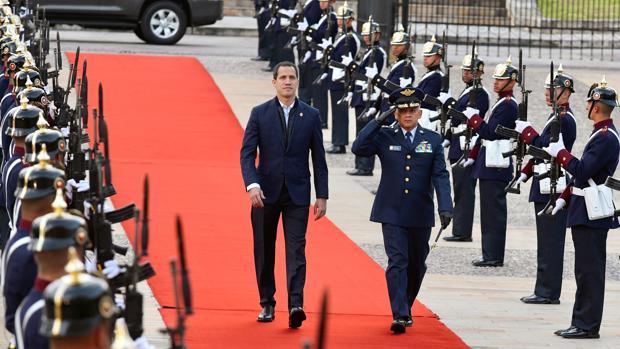 La otra cumbre en Bogotá: Pompeo, Guaidó y Duque