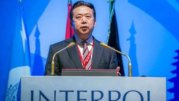 China condena al exjefe de Interpol a trece años y medio por corrupción