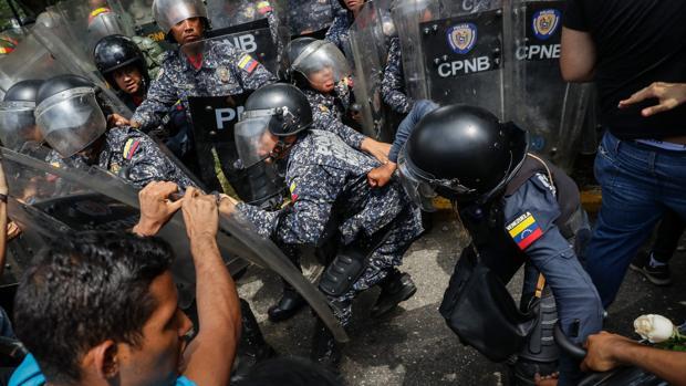 Llamado a Europa: la tortura empeora en Venezuela