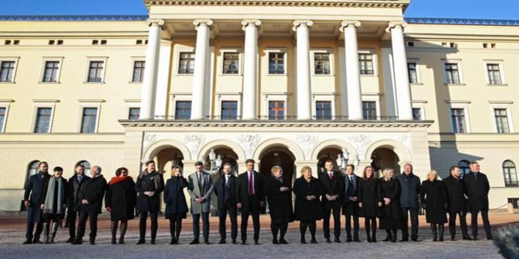 Oslo estrena nuevo Ejecutivo en minoría