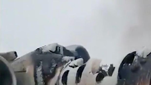 El Pentágono niega que los talibán hayan derribado un avión militar de EE.UU.