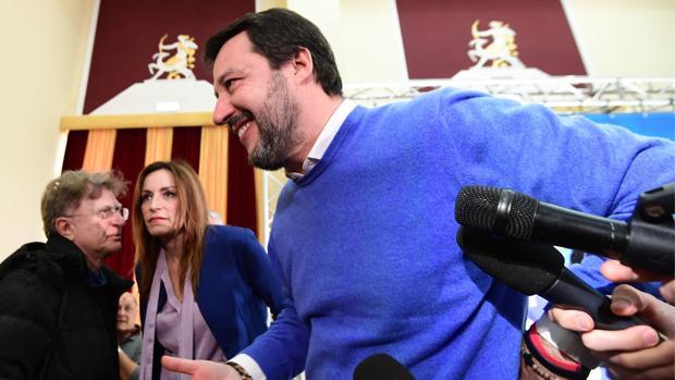 Alivio en Roma y en Bruselas por la derrota de Salvini en Emilia Romaña