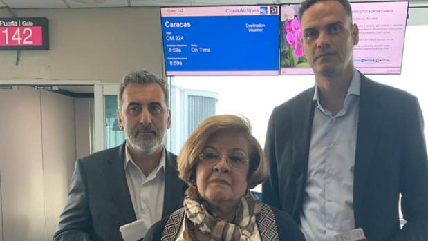 El Gobierno de Venezuela impide el vuelo de la CIDH a Caracas desde Panamá