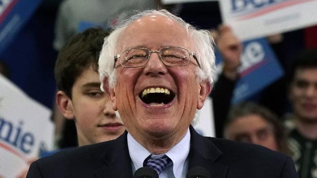 Sanders se impone por la mínima a Buttigieg en New Hampshire