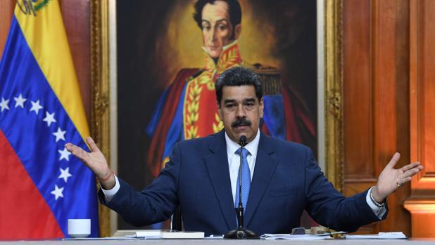 Maduro, sobre el «Delcygate»: «Lo que habló la vicepresidenta con Ábalos es un secreto»