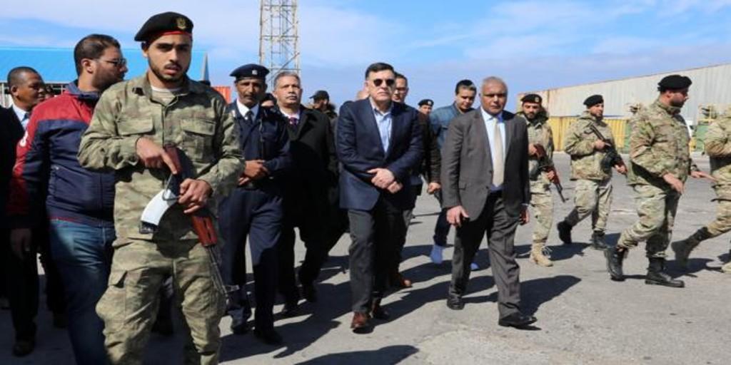 Turquía confirma que recluta milicianos sirios para luchar en Libia