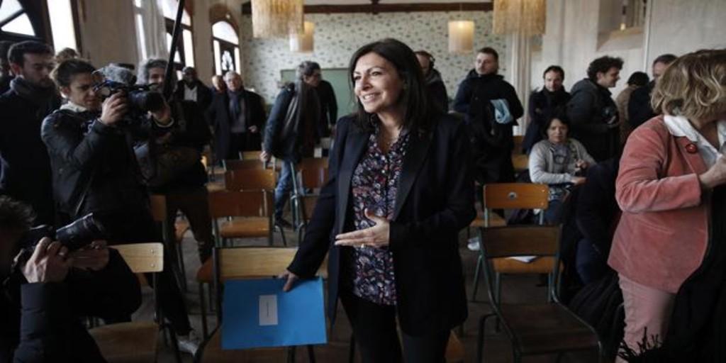 Tres mujeres batallarán por la alcaldía de París