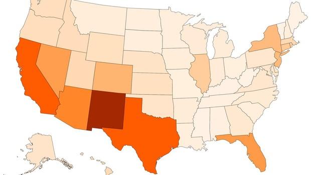 El electorado hispano superará al afroamericano en las elecciones presidenciales de EE.UU. de 2020