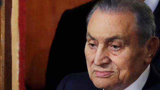Muere el expresidente egipcio Mubarak a los 91 años