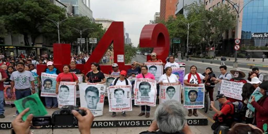 Una juez en EE.UU. rechaza la «versión oficial» sobre los 43 estudiantes desaparecidos de Ayotzinapa