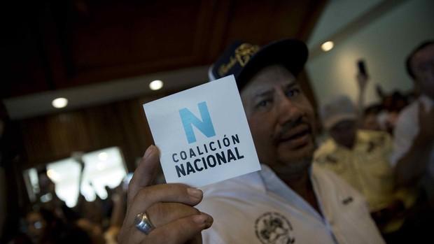 La oposición nicaragüense lanza una coalición para frenar a Daniel Ortega