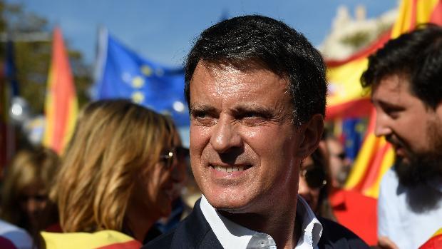 Manuel Valls dice que está dispuesto a dejar la vida política catalana para volver a la francesa
