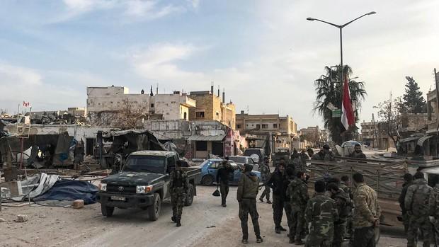 El acuerdo entre Putin y Erdogan frena los bombardeos aéreos en Idlib