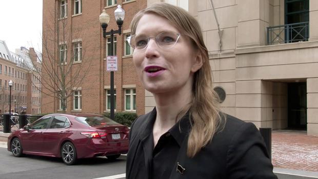Un juez en Estados Unidos ordena la puesta en libertad de Chelsea Manning