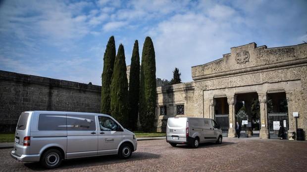 Nuevo récord de muertos en Italia por coronavirus: 627 muertos en un solo día