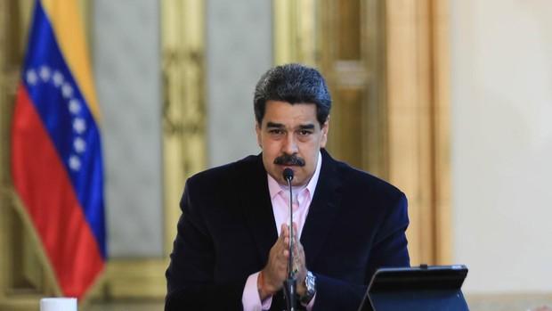 Maduro amenaza con lanzar la «furia bolivariana» si tocan algún líder chavista solicitado