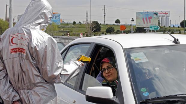 Europa elude las sanciones de EE.UU. y suministra material médico a Irán por el coronavirus