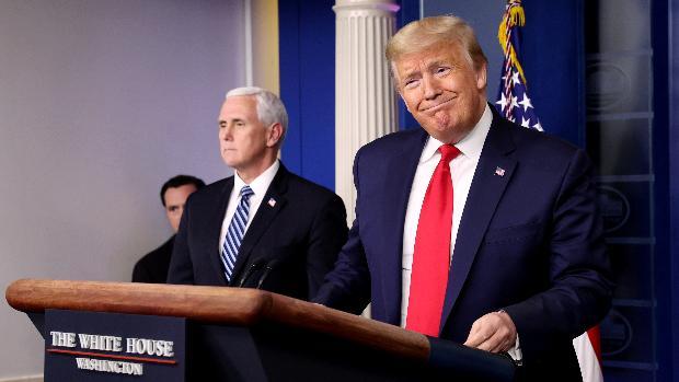 Trump asegura que se han realizado en Estados Unidos «más de dos millones» de test del coronavirus