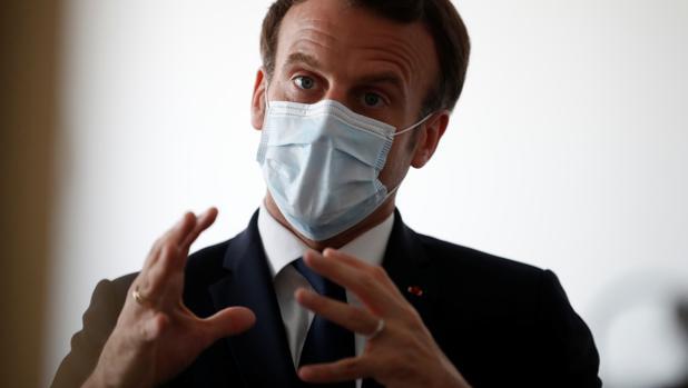Macron prolongará el confinamiento por el coronavirus al menos hasta el 10 de mayo