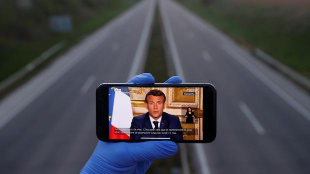 El fin de la cuarentena será selectivo en Francia, con ayudas a familias y empresas