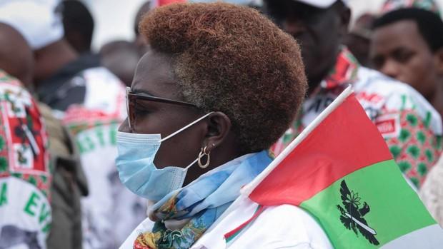 Burundi lanza la campaña electoral a pesar de la Covid-19