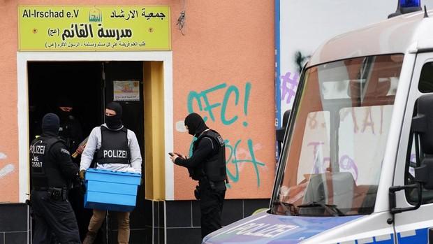 Alemania prohíbe Hizbolá