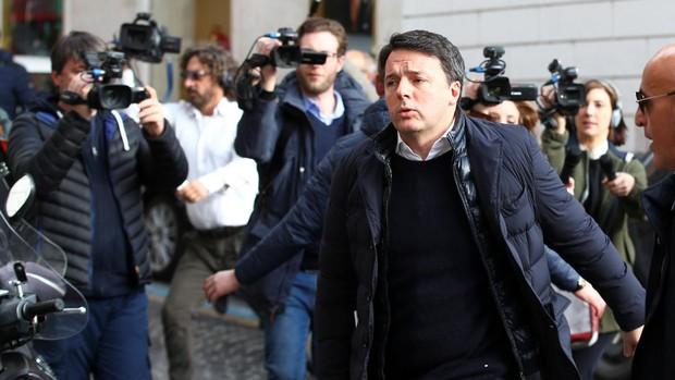 Renzi amenaza con abandonar el Gobierno de Conte