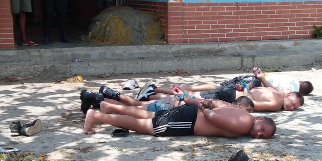 Detienen al capitán Sequea y a otros 7 militares en una segunda lancha en  la Operación Gedeón contra Maduro