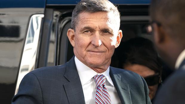 El Departamento de Justicia retira los cargos contra el primer consejero de Seguridad de Trump